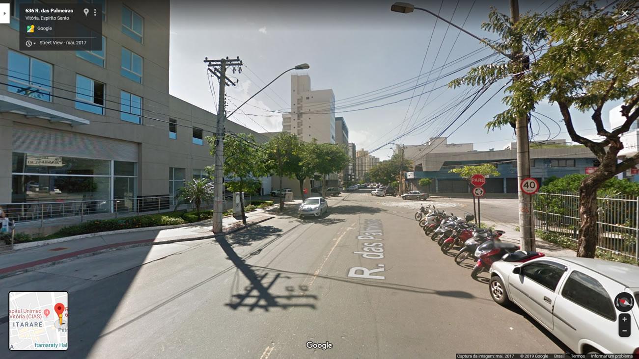 13 Rua Das Palmeiras