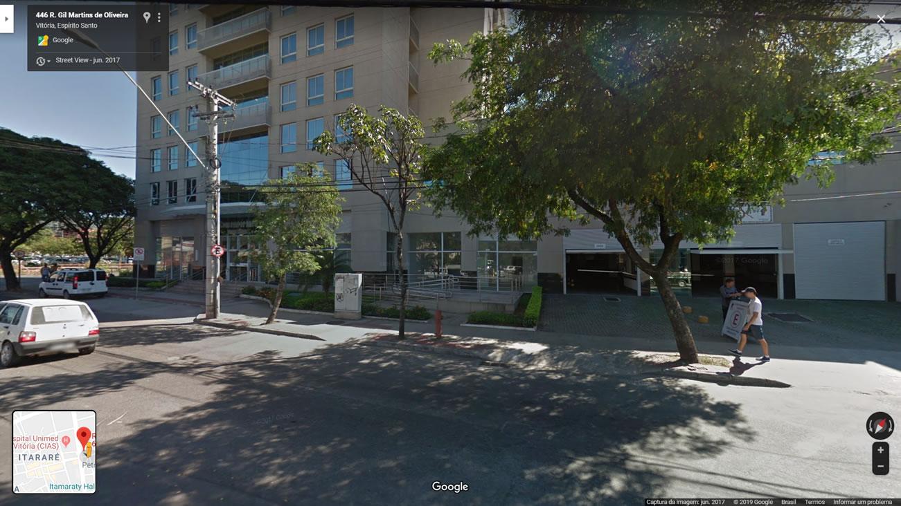 14 Edifício Contemporaneo Empresarial