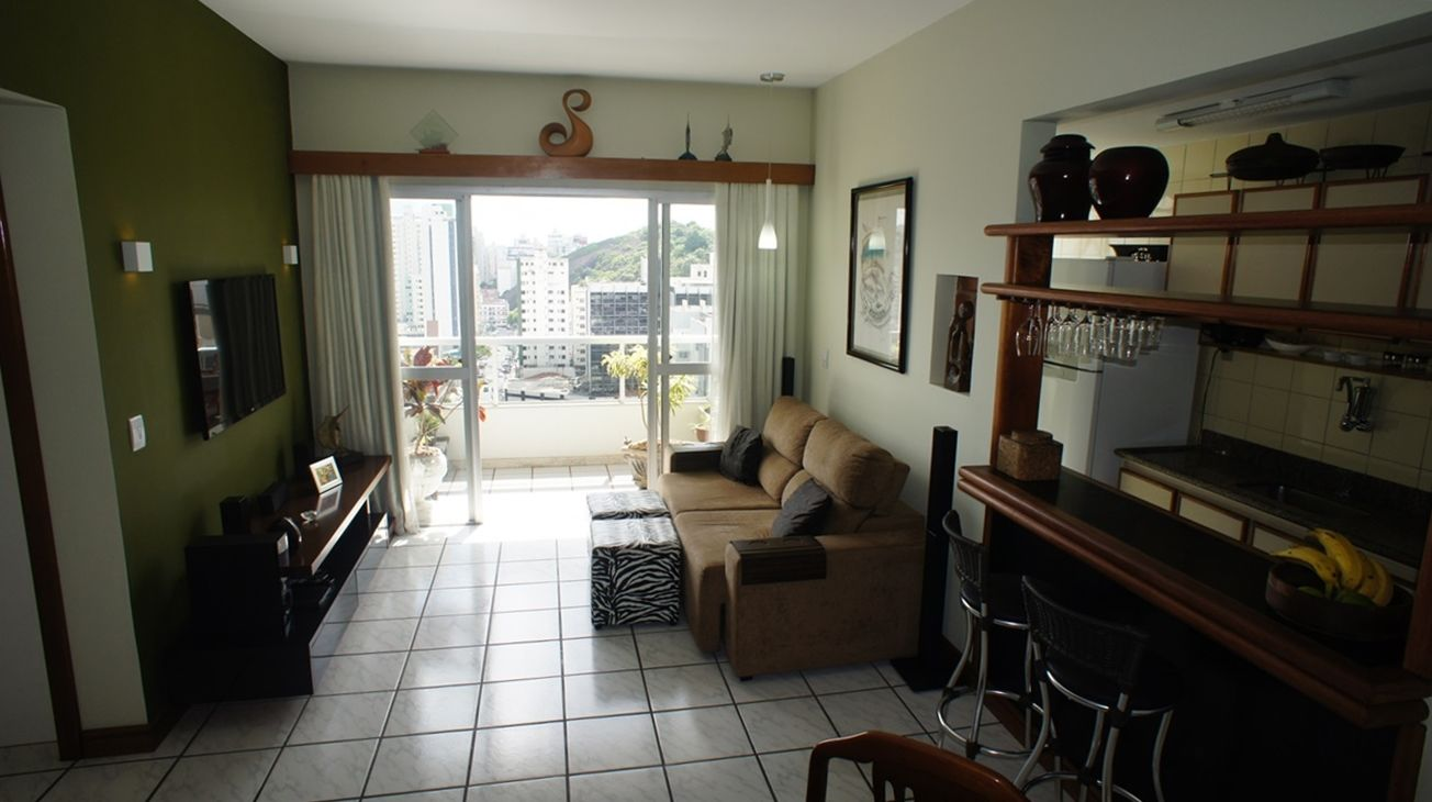 Prince Apart Hotel - Apto 2 Dorm, Santa Lúcia, Vitória (624) - Foto 2