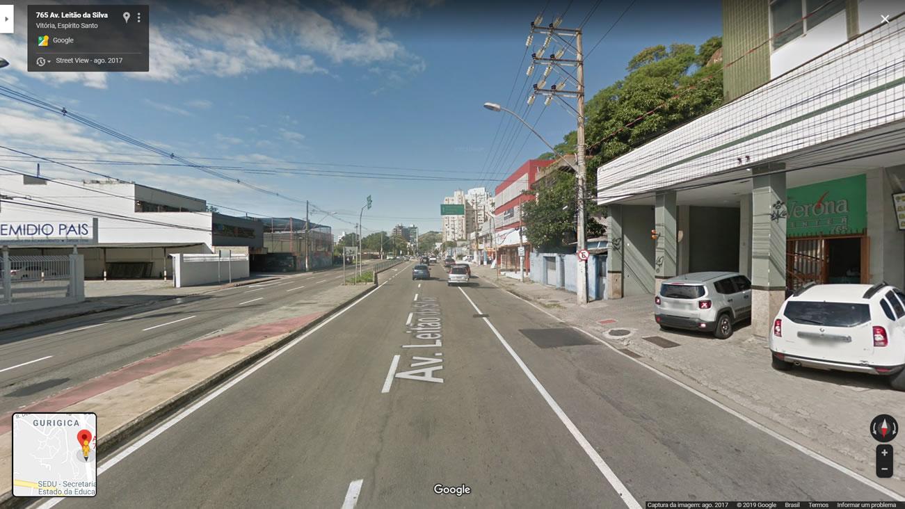 17 Avenida Leitão da Silva
