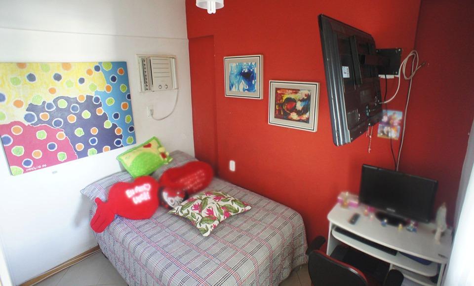 Enseada Residence - Apto 2 Dorm, Enseada do Suá, Vitória (838) - Foto 3