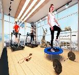04. Imagem Ilustrativa da Área Fitness